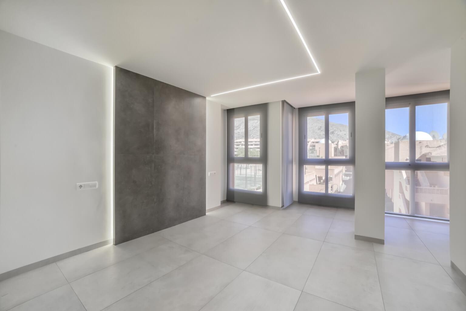 Habitaciones con Pladur en Alicante.